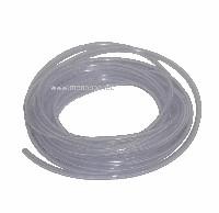 PVC-hose, 4 mm ID, 7 mm OD, crysatl clear
