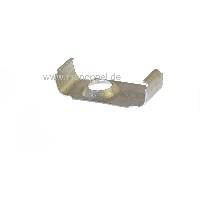 Haltebügel für Brems- und Hydraulikleitung, 3er